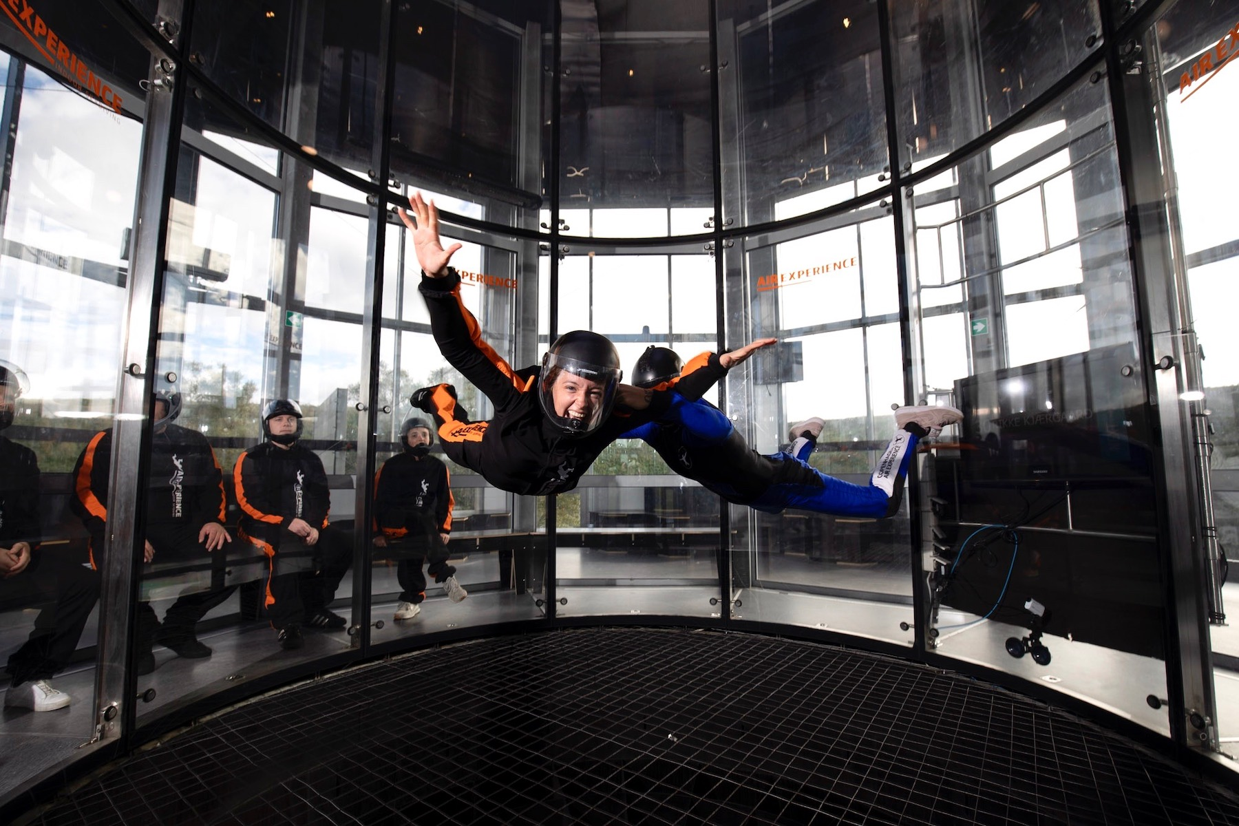 Buy gift card indoor skydiving Copenhagen Air Experience
