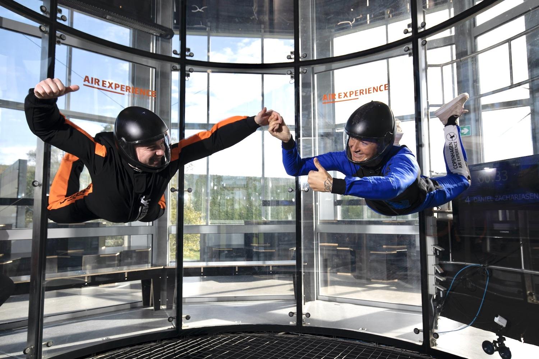 Job Indoor Skydiving Copenhagen Air Experience