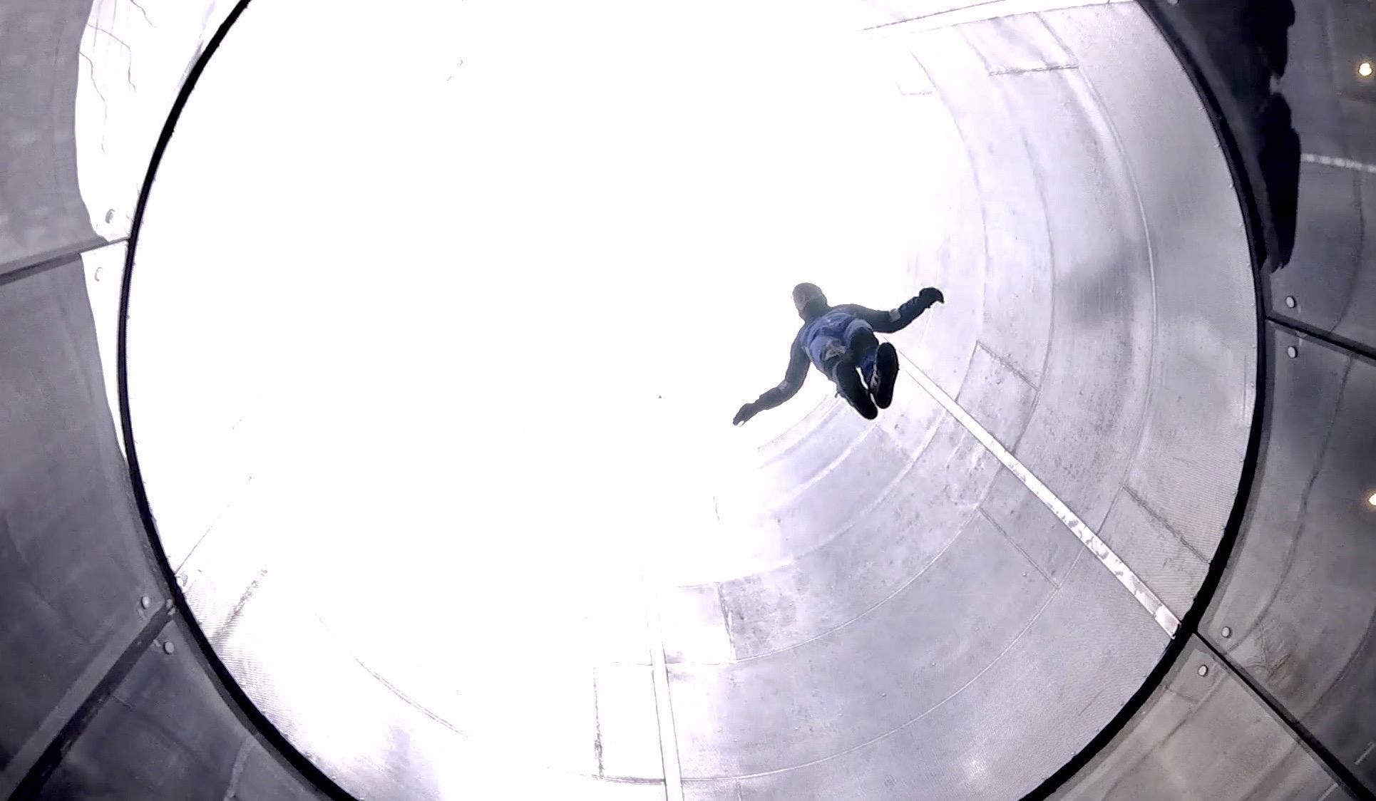 PRO-flyver Zonen Indoor Skydiving