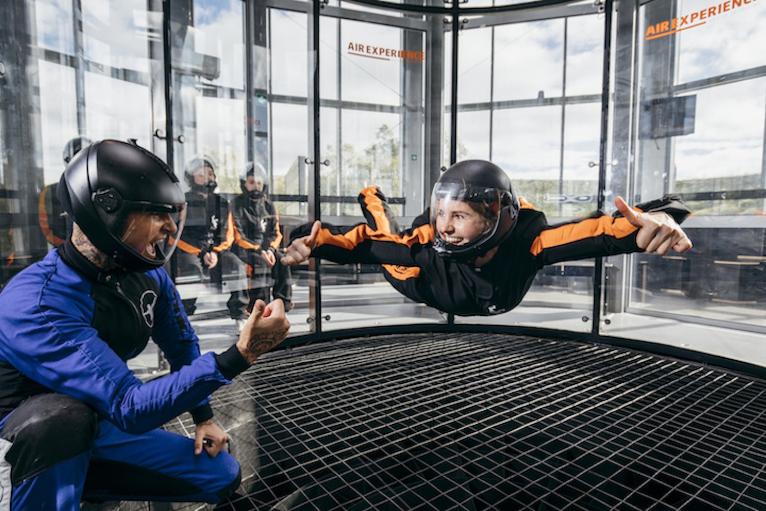 book indoor skydive