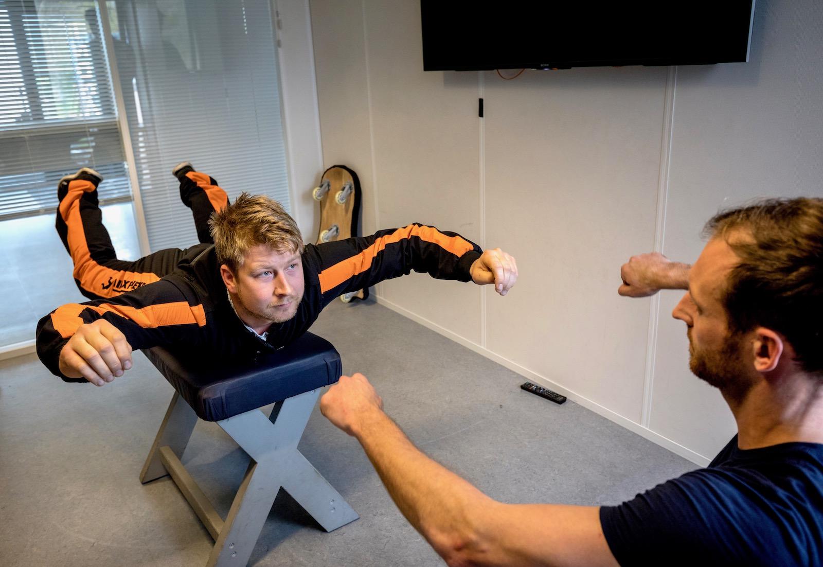 Coaching PRO-flyer Indoor Skydiving Copenhagen Air Experience