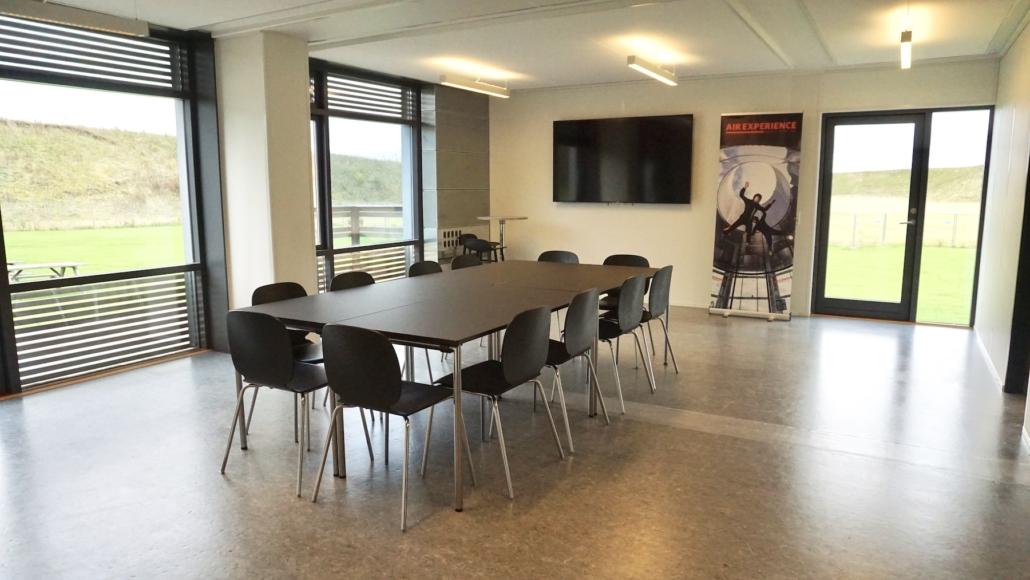 møde konferencelokale Copenhagen Air Experience