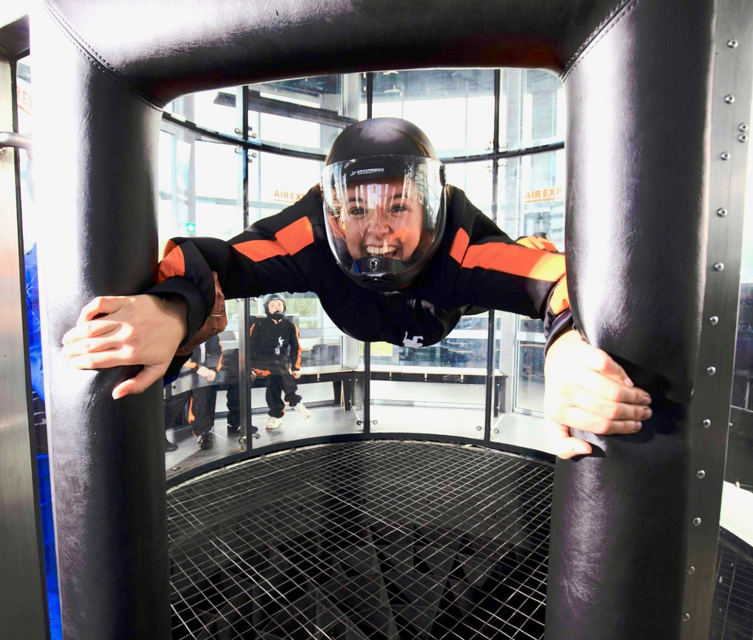 redeem gift card indoor skydiving