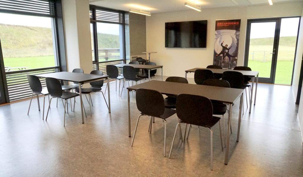 skole konferencelokale Copenhagen Air Experience