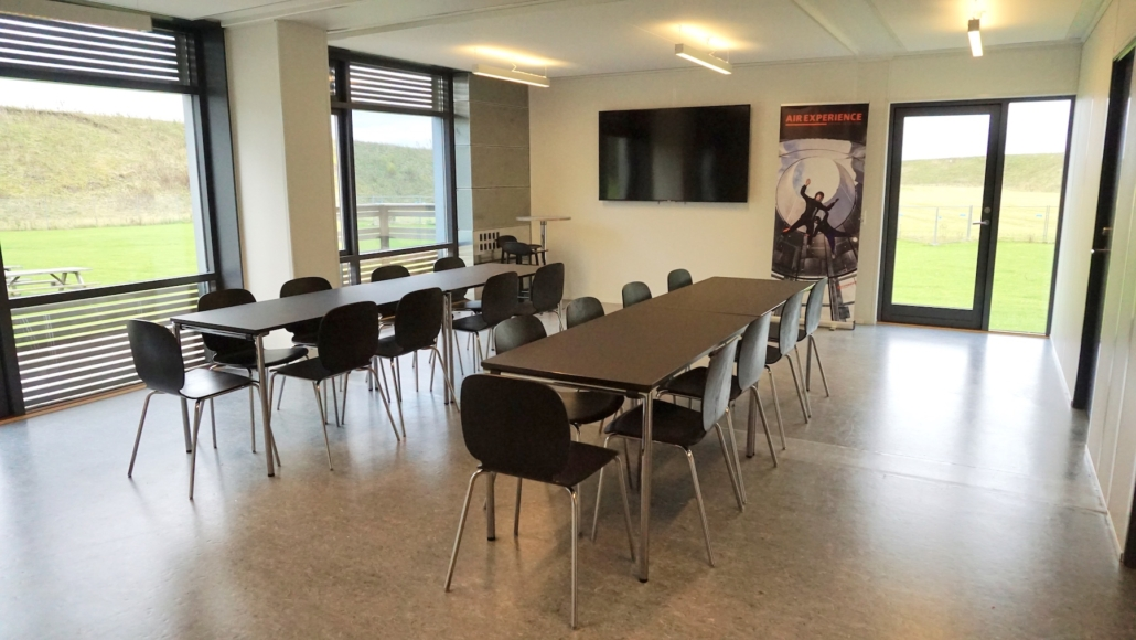 tvilling konferencelokale Copenhagen Air Experience